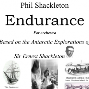 ENDURANCE, symphonic poem for orchestra in five movements