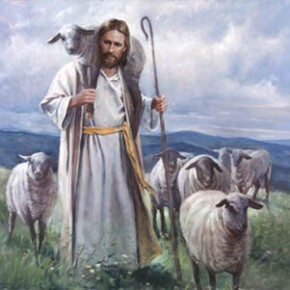 OUR FATHER, LORD and SHEPHERD, for mixed chorus, piano and violin